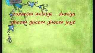 Ali Zafar - Channo ki aankh mein ( with lyrics )