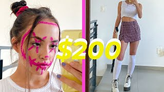 Disfraces con $200 (o tal vez menos)