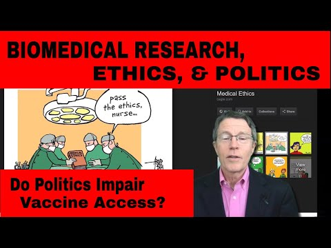 Rogue Vaccine Research & HIV- Ethics/Politics or Medical Research