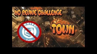 TOWN NO REVIVE WORLD RECORD w/ EzSqueezy | Call of Duty Black Ops 2 Zombies