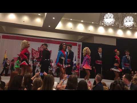 Eastern Canadian Oireachtas 2017 Fun Dance