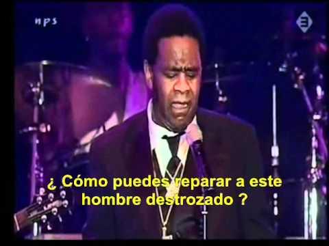 Al Green - How can you mend a broken heart Subtitulos Español by Adrian Thrash