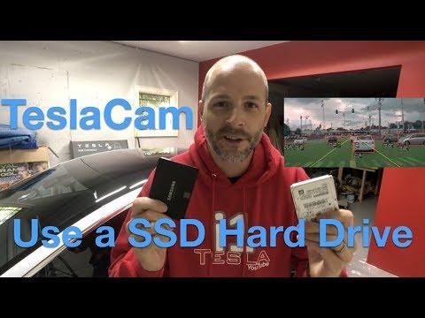 TeslaCam What To Use - Tesla Dash Cam