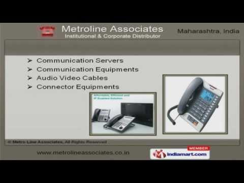 Telecom Products & Accessories by Metro Line Associates, Pune