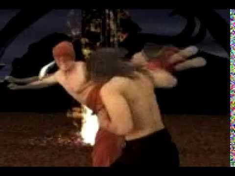 Federation of Martial Arts: Hikata vs Liu Kang - Round 1