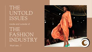 The Untold Issues Inside and Outside Of The Fashion Industry | Teaser