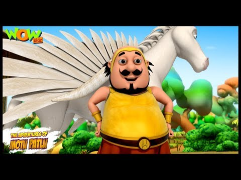 The Gang of Thugs- Motu Patlu in Hindi - 3D Animation Cartoon -As on Nickelodeon