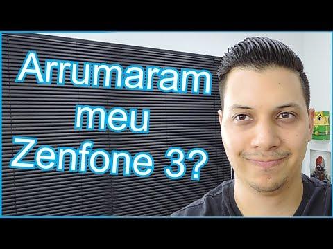 Como Acionar A Garantia Da Asus - Arrumaram Meu Zenfone 3 MAX?