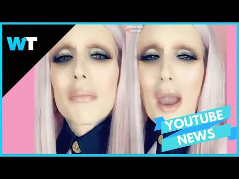 Jeffree Star Gets EMOTIONAL in New Video
