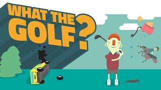 NAJGŁUPSZY GOLF ŚWIATA?! XDDD | WHAT THE GOLF #01 | Vertez