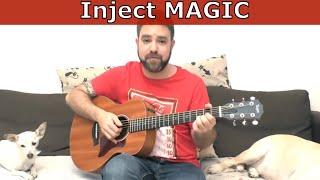 9 Techniques To Inject Magic into Your Fingerstyle Playing [Guitar Lesson Tutorial]