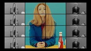 Смотреть клип Лена Катина - Макдоналдс
