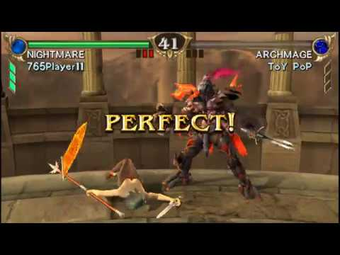 Soulcalibur: Broken Destiny (Nightmare)