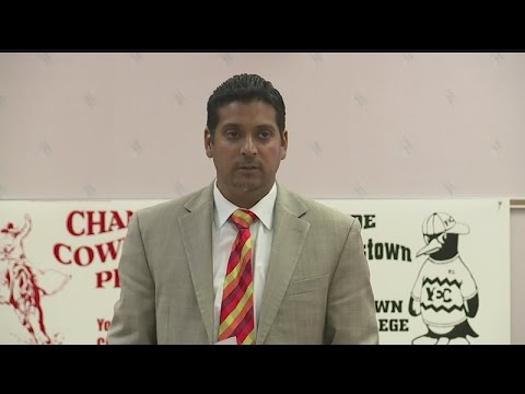Youngstown Schools CEO unveils strategic plan