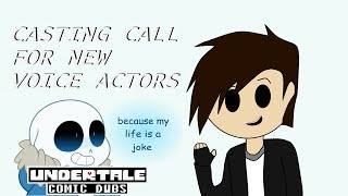 (AUDITIONS CLOSED)