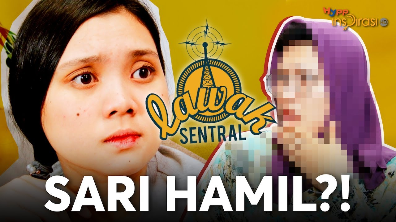 #LawakSentral - Sari HAMIL !!!!