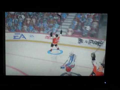 1975 Flyers NHL 2002 Season Game 2 vs. Blue Jackets