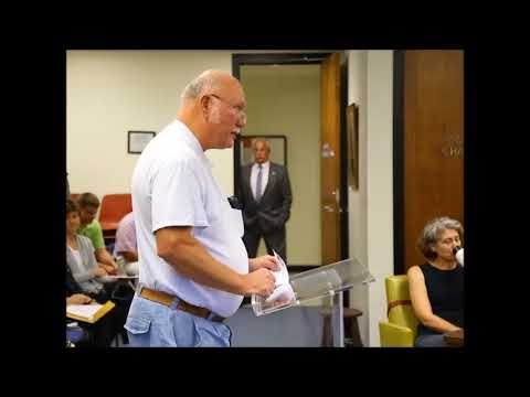 Otsego County Board Meeting August 2018