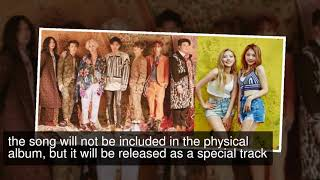 """Download Lagu KARD's Somin And Jiwoo To Feature In Super Junior's """"Lo Siento"""" On Stage Mp3"""