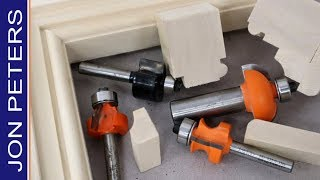 How to Make Molding with a Router & Build a Picture Frame