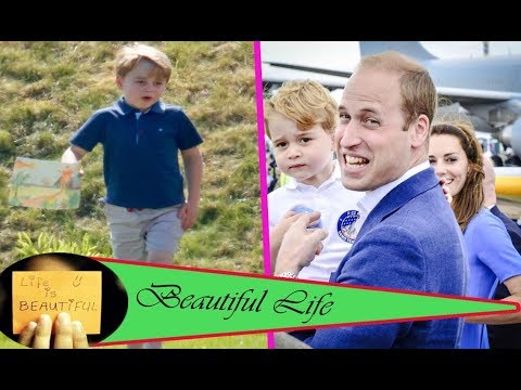 Prince William reveals Prince George is not his son and will not become future king