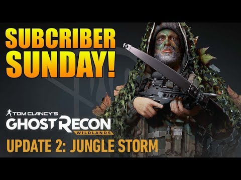 Subscriber... Sunday? | Ranked Mode Placement Rounds With Subs Xbox One | Ghost Recon Wildlands PVP