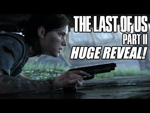 The Last of Us 2 HUGE REVEAL Incoming... (TLOU2 News and Information)