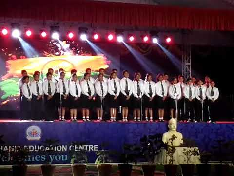English Group Song , 2017