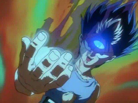 Yu Yu Hakusho - Hiei's Dragon Of The Darkness Flame