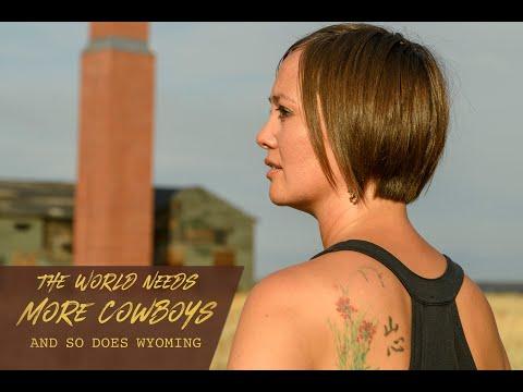 Aura Newlin || The World Needs More Cowboys & So Does Wyoming