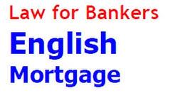 English Mortgage