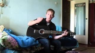 Как играть The pretty reckless - My medicine/ How to play/ видеоурок