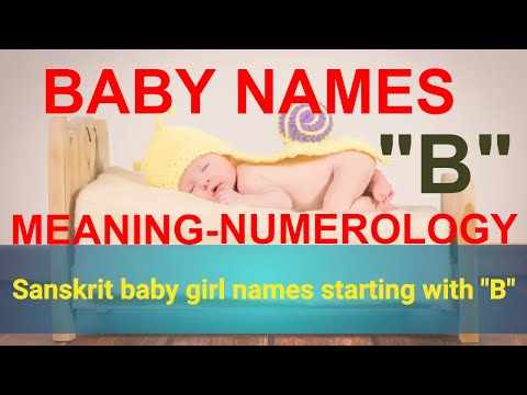 Girl Baby Names Starting With