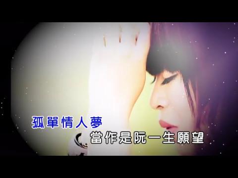 陳雅惠 「情人夢」 音圓唱片 官方HD畫質 KARAOKE