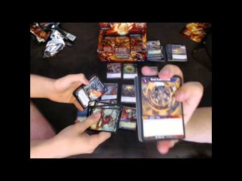 WoW TCG Poland - Reign of Fire - Unboxing [Archives]