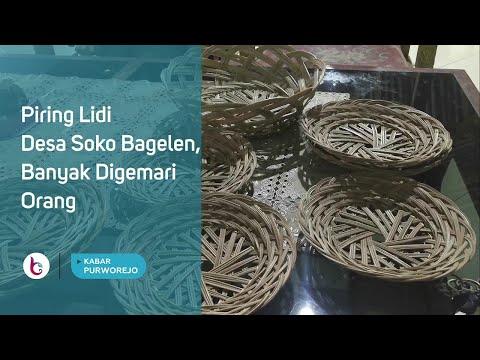 Piring Lidi Desa Soko Bagelen, Banyak Digemari Orang