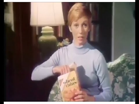 Wheat Thins Commercial (Sandy Duncan, 1977)