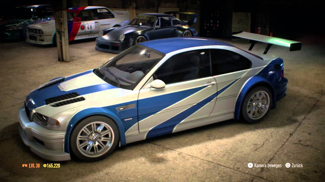 need for speed 2015 bmw m3 gtr most wanted vinyl car. Black Bedroom Furniture Sets. Home Design Ideas