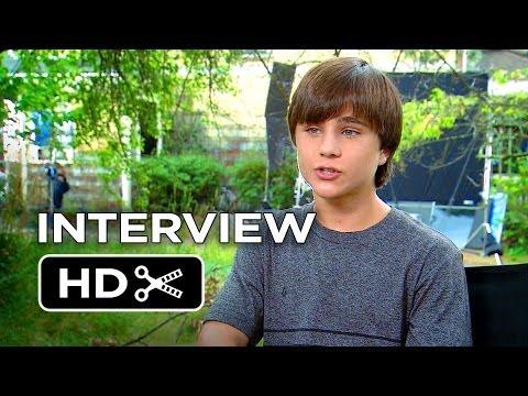 Labor Day Interview - Gattlin Griffith (2014) - Drama Movie HD