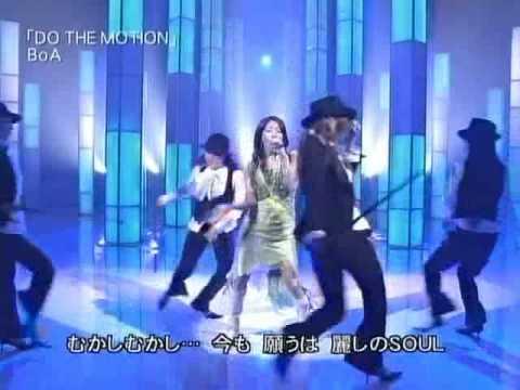 BoA- Do the Motion