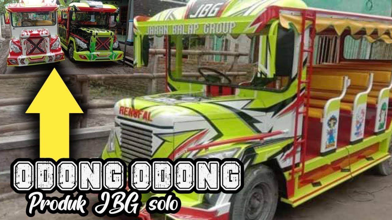 Odong Odong Kereta Mini Wisata Produk Jbg Solo Jawa Tengah Indonesia Youtube