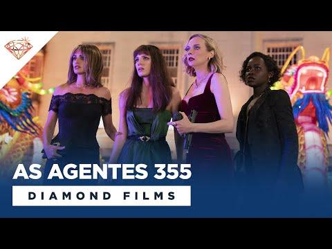 As Agentes 355 | Trailer Legendado