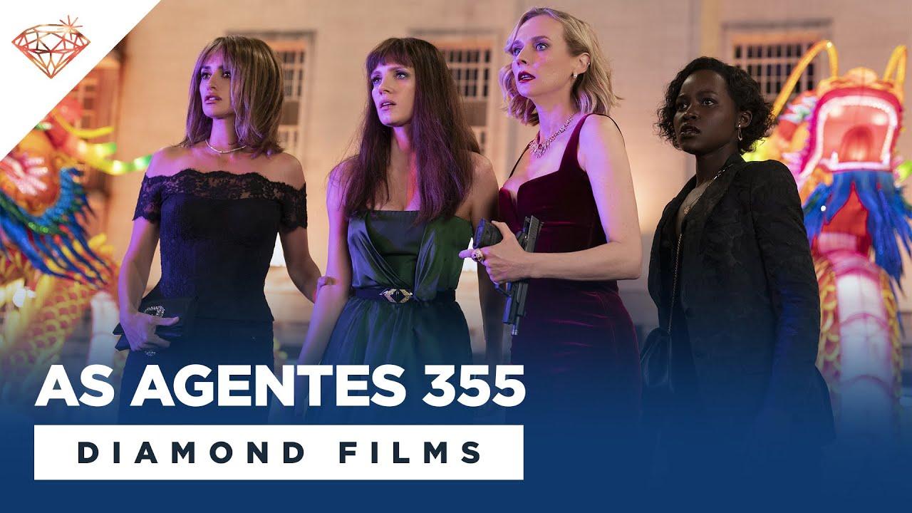 Download As Agentes 355   Trailer Legendado