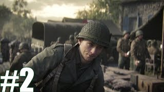 Call of duty ww 2 | PART 2 | GAMEPLAY | PS4 PRO.