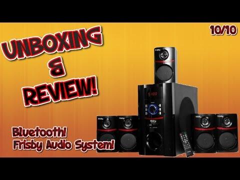 Fris FS5010BT 51 Surround Sound Unboxing & Review!