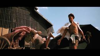 Dynamite warrior (Khon fai bin) (2006) [HD] - Tony Jaa