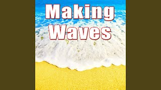 The Sound Effects of Comforting Ocean Waves