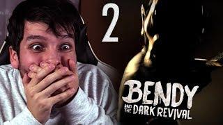 REACCIONANDO AL TRAILER DEL NUEVO BENDY AND THE INK MACHINE 2 !! *INCREÍBLE*