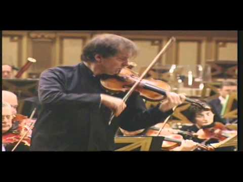 Prokofiev -  Five Melodies Op.35, Philippe Graffin violin solo