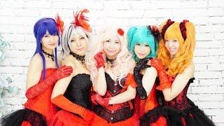 東京タワー大展望台1Fにある Club333で行われた 愛夢GLTOKYOのライブ映...